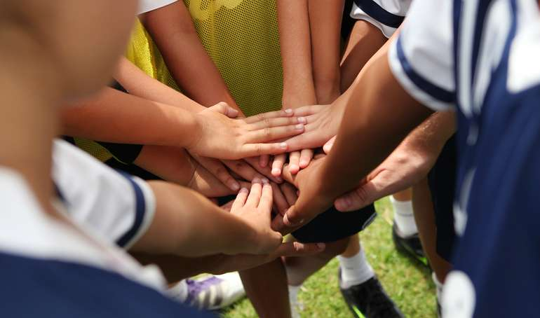 iStock 486835327 - Benefits of Team Sports for Kids
