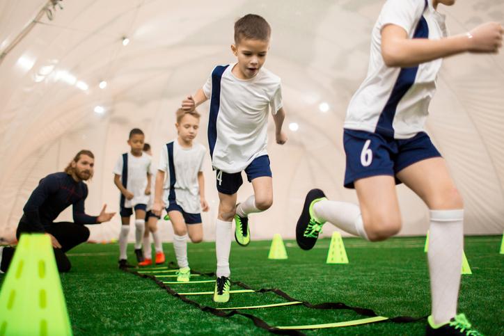 Benefits of Indoor Soccer